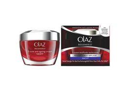 OLAZ Regenerist 3 Zonen Super Straffende Nachtcreme Anti Aging Hautpflege