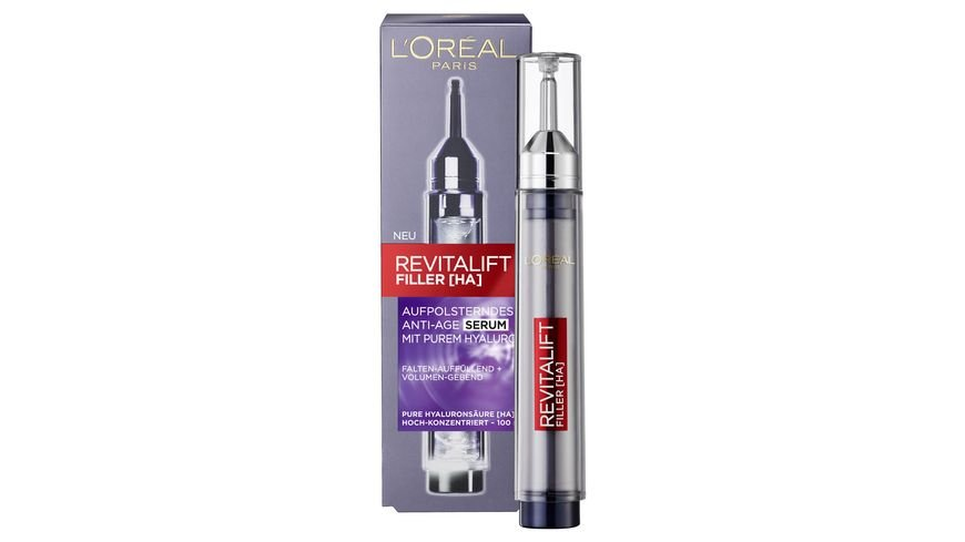 L OREAL PARIS REVITALIFT Filler Serum