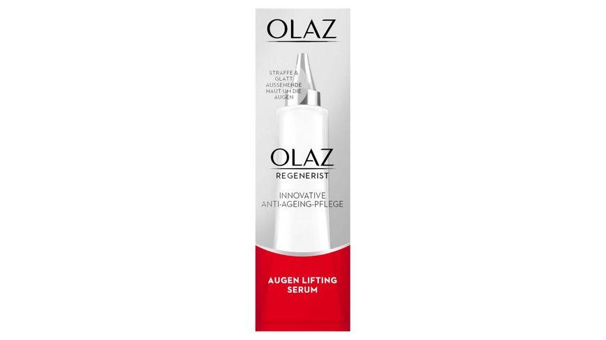 OLAZ Regenerist Augen Lifting Serum Anti Aging Hautpflege