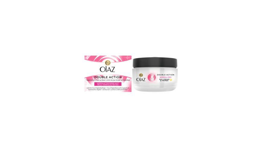 OLAZ Double Action Tagescreme Hautpflege