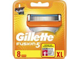 Gillette Klingen Fusion 8 Stueck