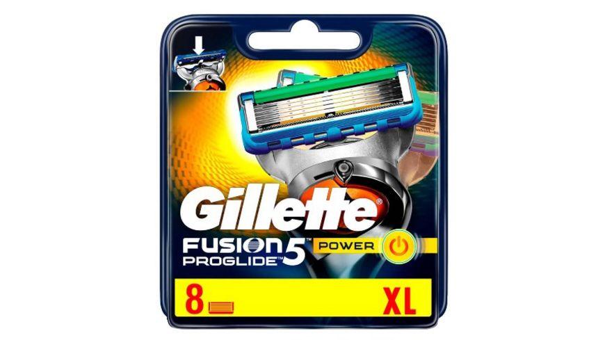 Gillette Klingen Fusion Proglide Power