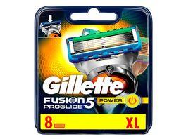 Gillette Klingen Fusion Proglide Power 8 Stueck