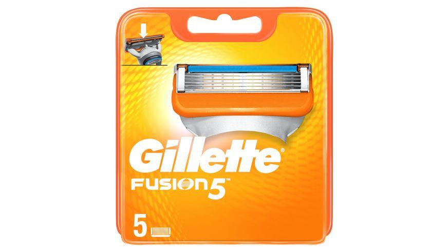 Gillette Klingen Fusion 5 Stueck