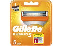 Gillette Klingen Fusion