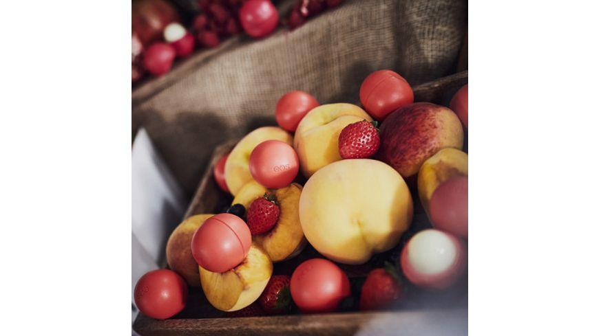 eos Organic Smooth Sphere Lip Balm Summer Fruit