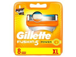 Gillette Klingen Fusion Power 8 Stueck
