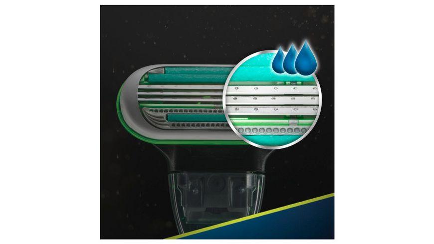 Gillette Apparat Body