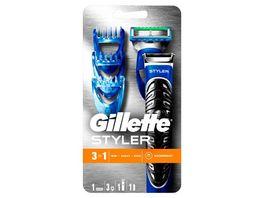 Gillette Apparat Fusion Proglide Styler