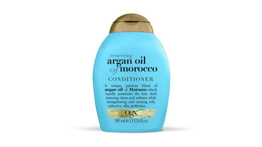 ogx Conditioner Renewing Argan Oil of Morocco