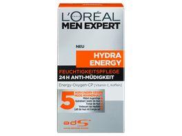 L OREAL PARIS MEN EXPERT Feuchtigkeitspflege Hydra Energy