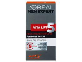 L OREAL PARIS MEN EXPERT Feuchtigkeitspflege Vitalift 5 Anti Age