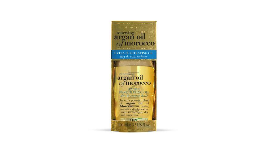ogx Extra Renewing Argan Oil of Morocco Penetrating Oil