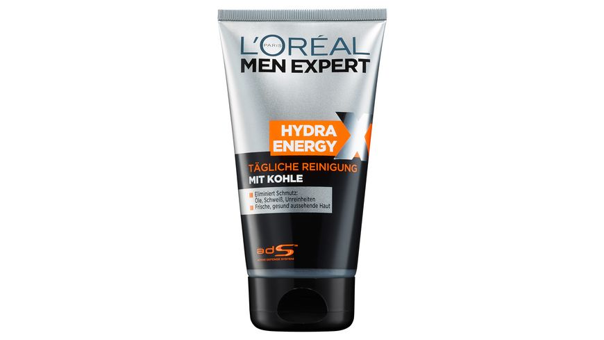 L OREAL PARIS MEN EXPERT Hydra Xtreme Reinigungsgel