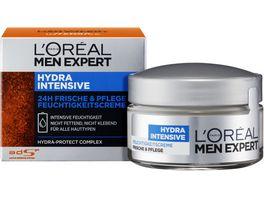 L OREAL PARIS MEN EXPERT Feuchtigkeitscreme Hydra Intensive Pflege