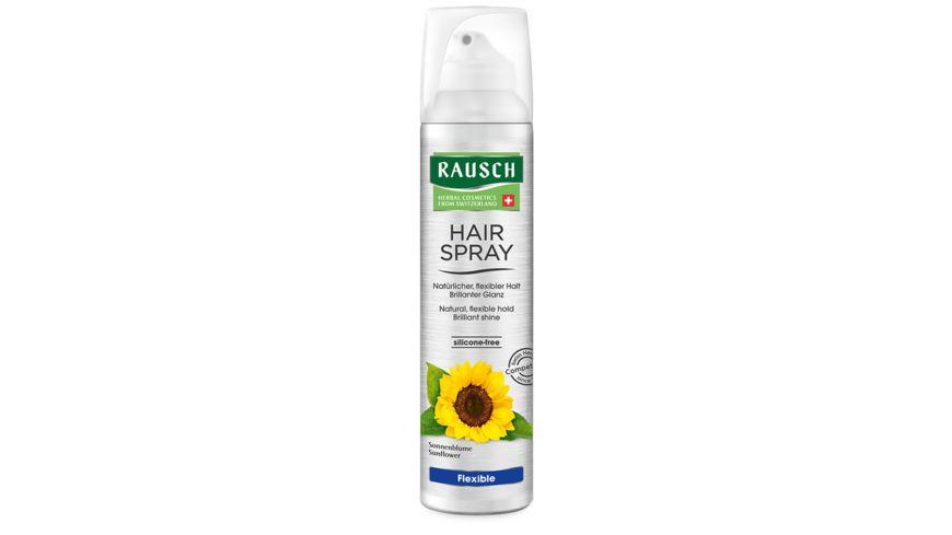 RAUSCH Hairspray Flexible Aerosol