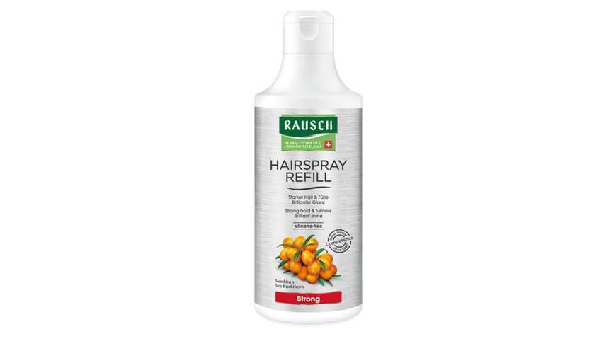 RAUSCH HAIRSPRAY Strong Refill Non Aerosol