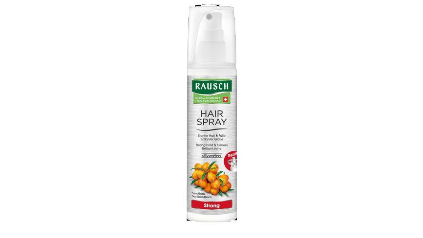RAUSCH Hairspray Strong Non Aerosol