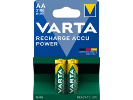 VARTA POWER AKKU NIMH Ready 2 use Mignon AA 2 Stueck