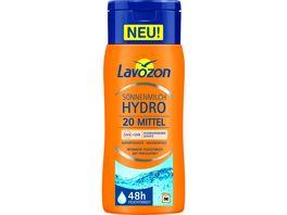 Lavozon Hydro Sonnenmilch LSF 20