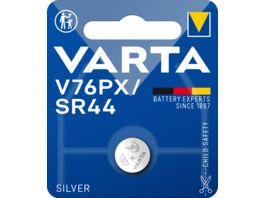 VARTA ELECTRONICS Photo Batterie Silberoxid V76PX SR44 1 Stueck