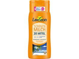 Lavozon Sonnemilch LSF 20