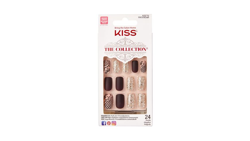 KISS The Collection Nails Temptation