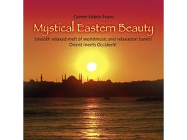 Mystical Eastern Beauty