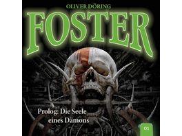 Foster 01 Prolog Die Seele eines Daemons