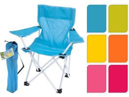 Koopman Kinderstuhl faltbar 6 farbig sortiert