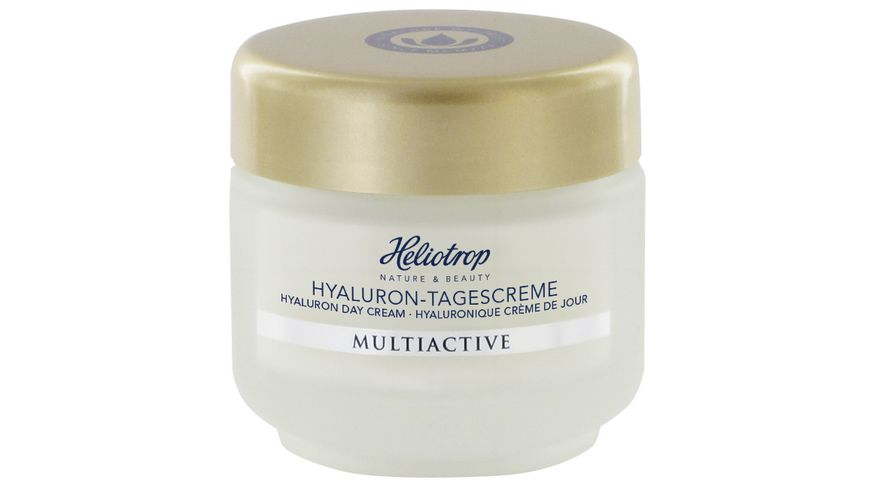 Heliotrop MULTIACTIVE Hyaluron Tagescreme