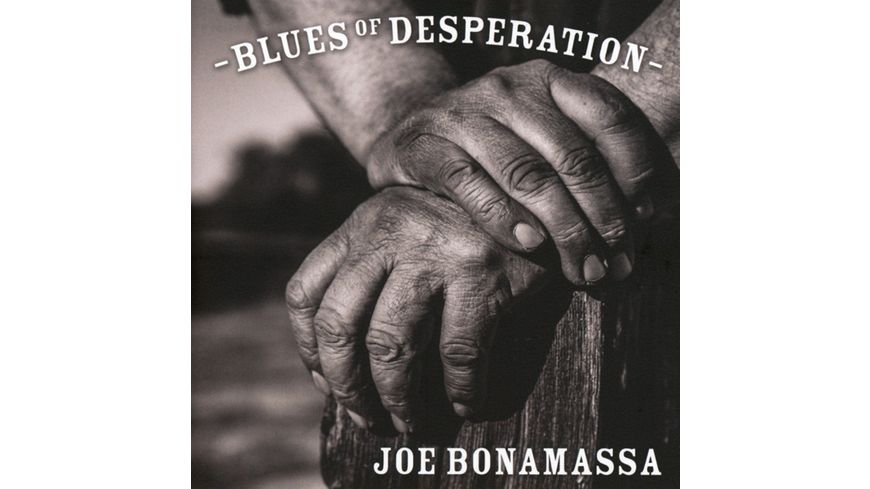 Blues Of Desperation Deluxe Silver Edition