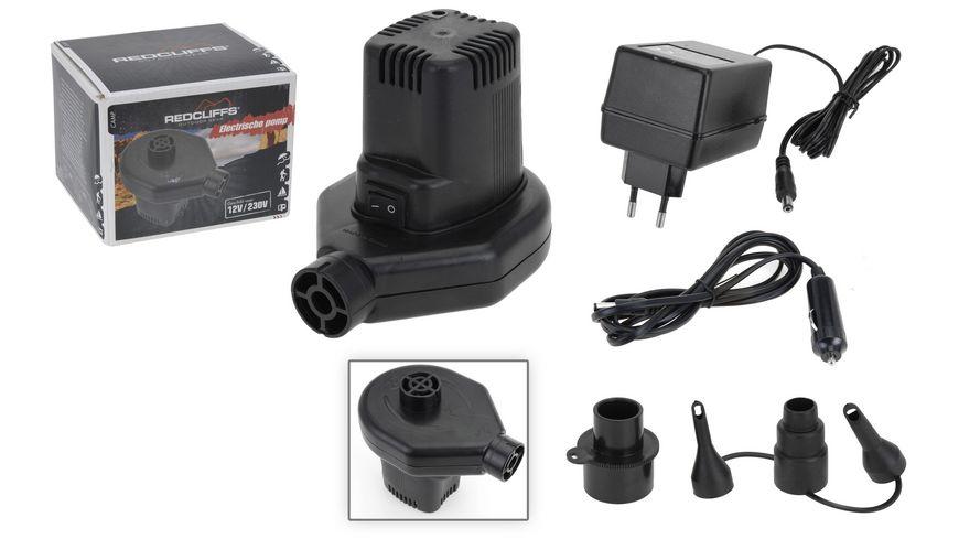 Koopman REDCLIFFS Elektrische Pumpe 12V 230 V