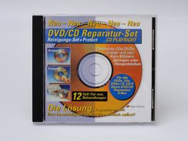 Strand DVD CD Reparatur Set 009 00