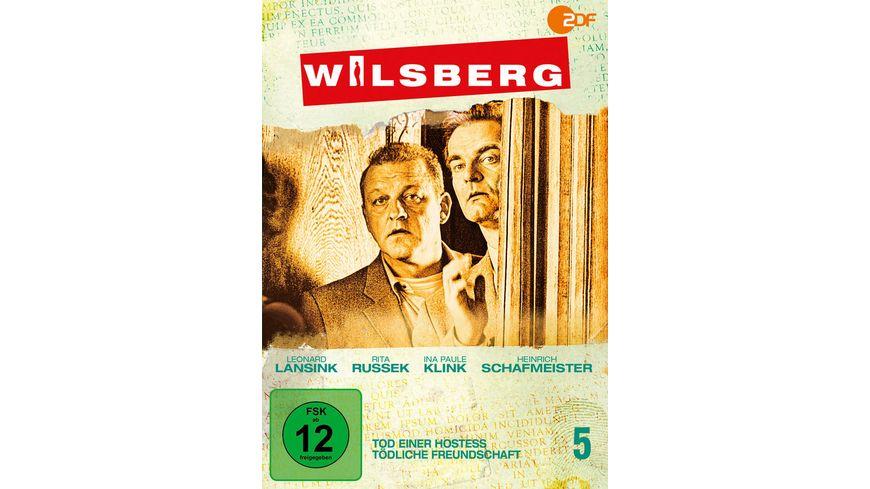 Wilsberg 5 Tod einer Hostess Toedliche Freunds