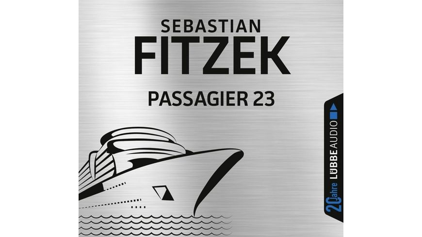 Passagier 23 Jubilaeumsausgabe