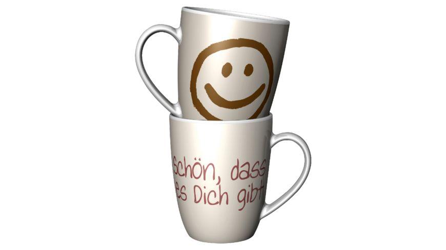 Geschenk fuer dich Kaffeebecher
