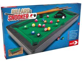 Noris Spiele Pool Billard und Snooker