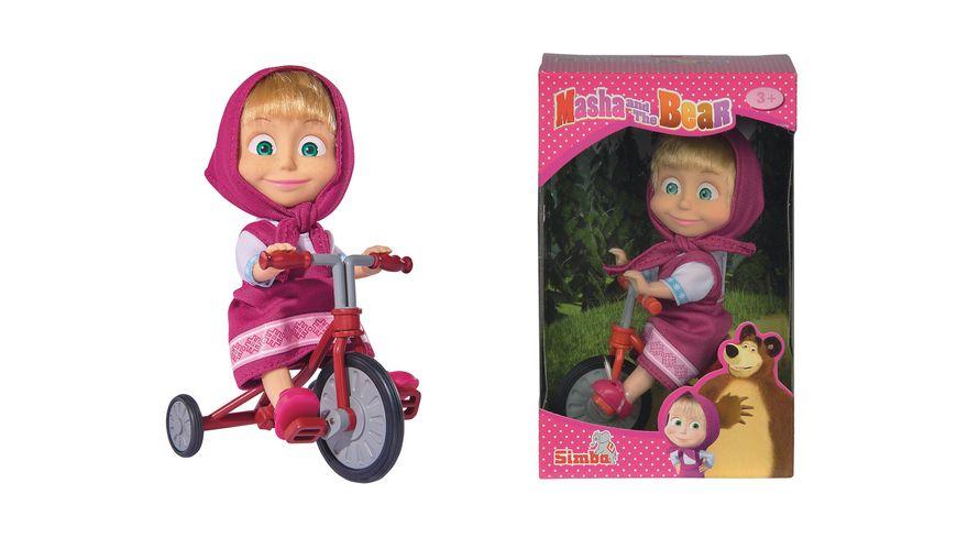 Simba Masha und der Baer Original Dreirad