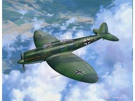 Revell 03962 Messerschmitt Bf109 E 4