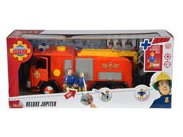 Simba Feuerwehrmann Sam Sam Jupiter mit 2 Figuren