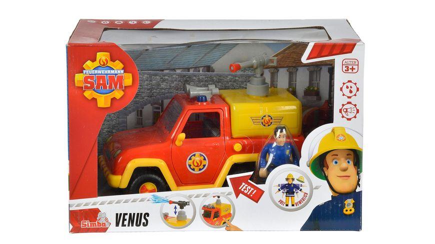 Film- & TV-Spielzeug Sam Feuerwehr Einsatzset 1 Stück