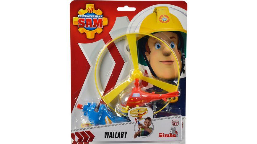 Simba - Feuerwehrmann Sam - Wallaby Flugspiel