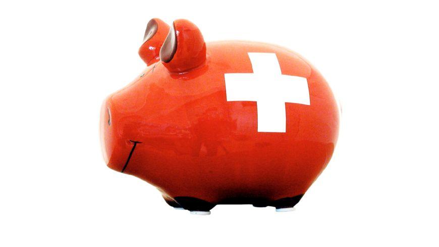 KCG Sparschwein Swiss Bank