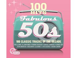100 Hits Fabulous 50 s