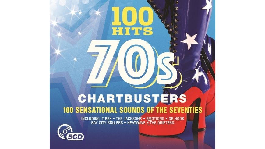 100 Hits 70 s Chartbusters