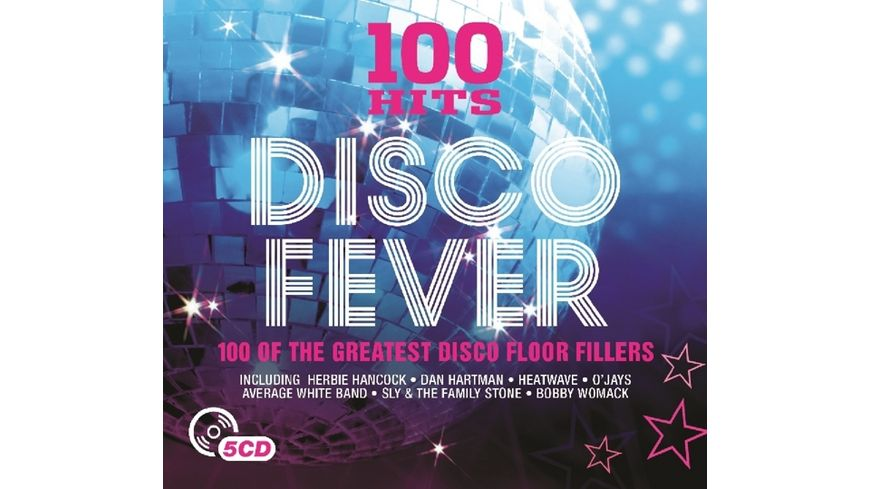 100 Hits Disco Fever