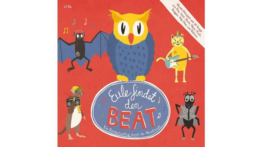 Eule Findet Den Beat Musik Hoerspiel