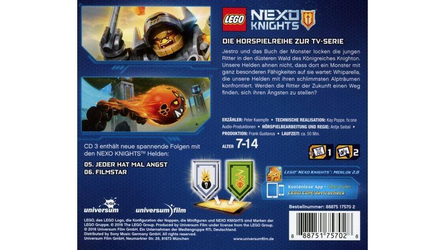 Lego Nexo Knights Hoerspiel Folge 3