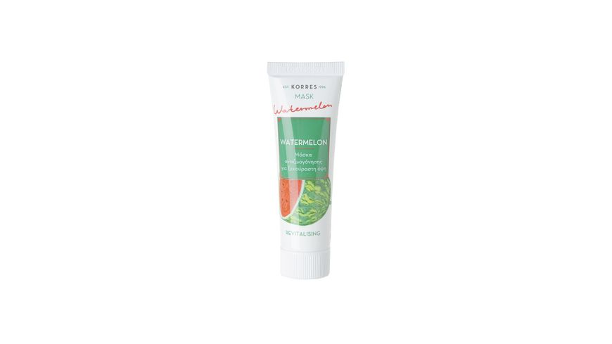 KORRES Watermelon Revitalising Mask